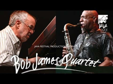 "Bob James Quartet ""Feel like making Love"" Live at Java Jazz Festival 2010"