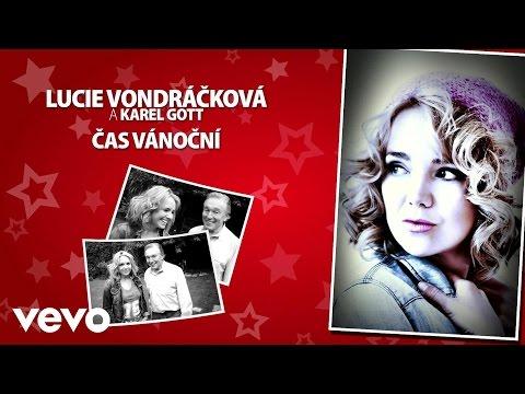 Lucie Vondráčková, Karel Gott – Čas vánoční (Lyric Video)