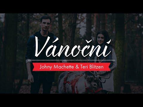 Johny Machette & Teri Blitzen – Vánoční