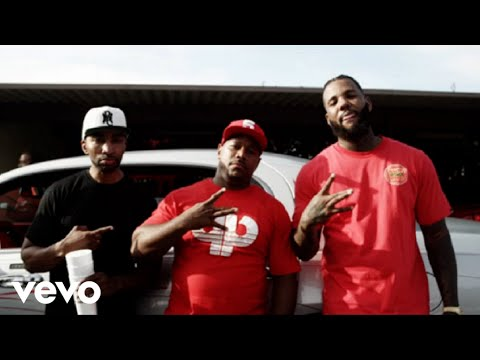 The Game – Roped Off ft. Problem, Boogie