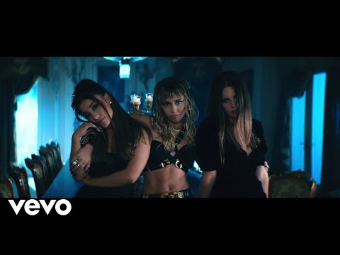 Ariana Grande, Miley Cyrus, Lana Del Rey – Don't Call Me Angel (Charlie's Angels)
