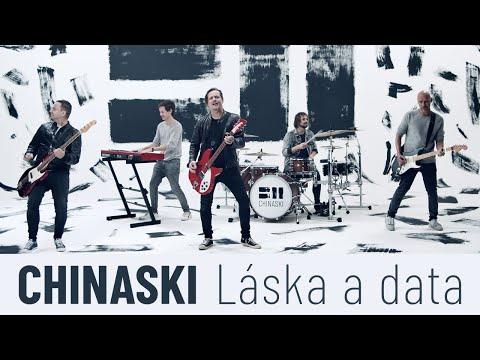 CHINASKI – Láska a data (oficiální videoklip)