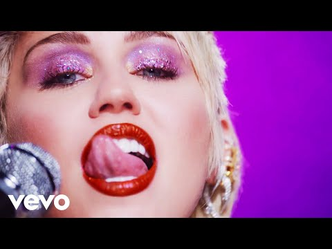 Miley Cyrus – Midnight Sky (Official Video)