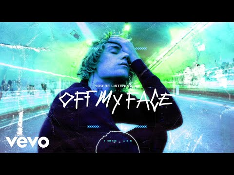 Justin Bieber – Off My Face (Visualizer)
