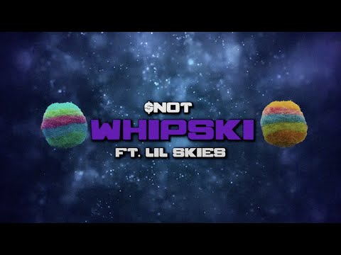 $NOT – Whipski (feat. Lil Skies) [Lonewolf Claymation Edition]